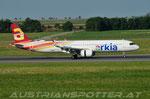 Arkia-Israeli Airlines **** A 320-321NEO **** 4K-AGK