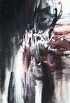 Abstraite, env. 1960 (huile sur aggloméré, 900 x 600 cm., coll. part. JPR)