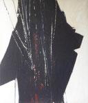Sans titre (huile sur bois, 79 x 65 cm, coll. part. MR)