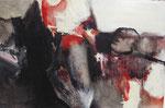 Abstraction (huile sur bois, 90 x 60 cm, coll. part. MR)