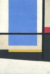 Sans titre, env. 1960, (huile, 65 x 50 cm, coll. part.)