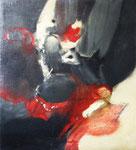 Accouchement, env. 1960 (huile, 93,5 x 107 cm., coll. part. GR)