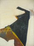 Sans titre (huile sur toile,  50 x 40 cm, coll .part. JR)