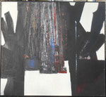 Sans titre (huile sur isorel, 81 x 74 cm, coll. part. AT)