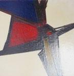 Abstraite, env. 1960 (huile, coll. part. HMC)