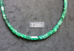 Bild:Halsschmuck,Smaragdcollier,Edelsteinkette,Smaragd