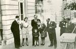 Die Taufe von Markus 1947