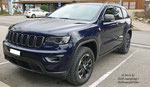 "Jeep Grand Cherokee ""Trailhawk"" 3.0l"