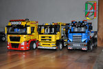 Lego Technic Trucks