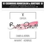 Cosmodog und Belle Pastelle