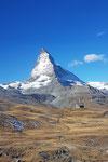 das Matterhorn und Gornergrat Kapelle