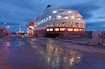 im Hafen von Trondheim - Finnmarken