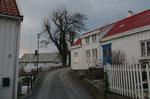 alter Stadtteil von Kristiansund
