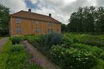 Empirehaus mit Garten