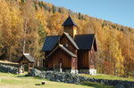 Uvdal Stabkirche...