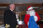 ...und dann kam der Weihnachtsmann