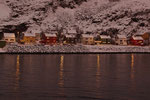Einfahrt Hammerfest