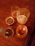...hat ein paar mehr Gläser auf dem Tisch stehen