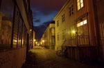 Trondheim am frühen Morgen