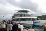 unser Schiff, die Starnberg