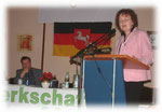 Grußworte  von Elke Koch (Vorsitzende DJG-Bund)
