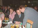 W.-B. Albers, Martin Kalt (beide VNSB) und Elke Koch (Vors. DJG-Bund)