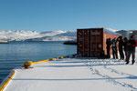 Hafen von Båtsfjord