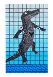 「Release」  アクリル・他/木製パネル 116.7x72.7x3cm