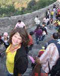 Luzi auf der grossen Mauer