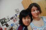 Roommaids. Annie und Dakota