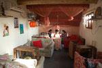 KLEINES Restaurant irgendwo in einem der kleinen Hutonghäuser