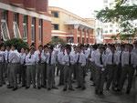 Formal uniforms....