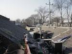 über die Hutongdächer