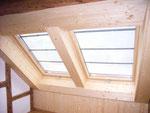 Dachfensterverkleidungen