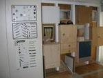 Schränke und Möbel