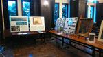 装飾壁画を知る会 展示
