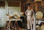 Gerard, een meester houtbewerker