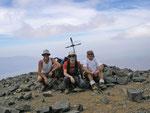 Cerro lomas Blancas 3850 m
