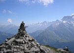 Un 360° au mont Joly 2525 m