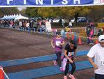 今年5度目の戸田マラソン。自己ベスト更新!また走ることを続ける自信がつきました。
