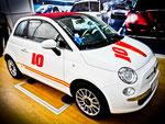 Personalización Fiat 500