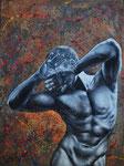 Dreamscape, 2014. Mischtechnik auf Leinwand, 80 x 60 cm
