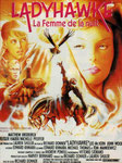 """""""Ladyhawke, la femme de la nuit"""" (1985) par Valmont"""