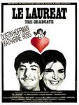 """""""Le lauréat"""" (1968) par Comic Strip"""