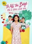 """""""A tous les garçons : PS Je t'aime toujours"""" (2020) par LoveMachine."""
