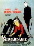 """""""Le milliardaire"""" (1960) par Julie (Lovenaute)."""