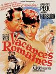 """""""Vacances romaines"""" (1953) par Valmont"""