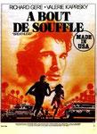 """""""A bout de souffle, made in USA"""" (1983) par Docteur Love."""