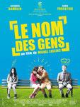 """""""Le nom des gens"""" (2010) par P."""