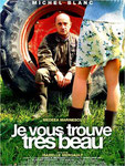 """""""Je vous trouve très beau"""" (2006) par CoupdeFoudre"""